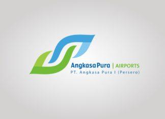 Free Download Logo Vector Angkasa Pura 1