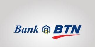 Logo Bank BTN Vector