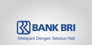 Free Download Bank BRI Logo