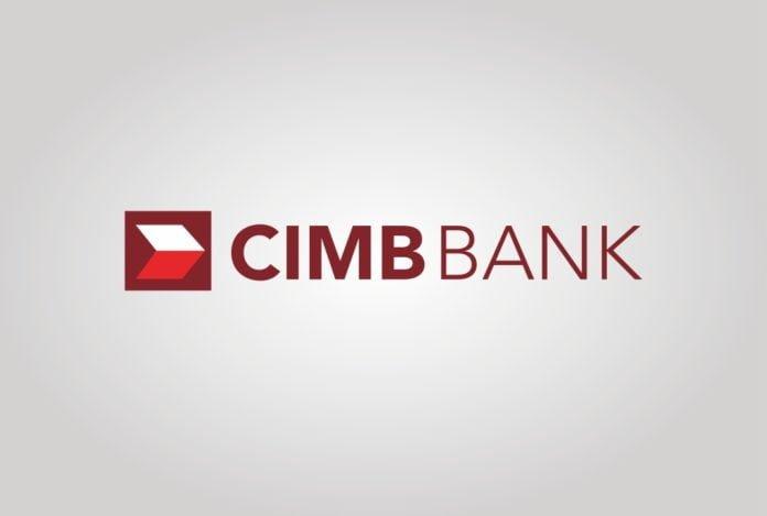 logo cimb Bank vector