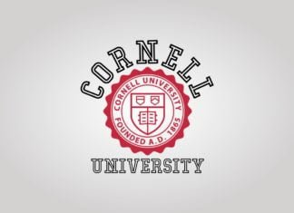 Cornell University Logo Vector