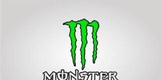 Logo Monster Energy Vector