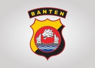 Free Download Polda Banten logo Vector