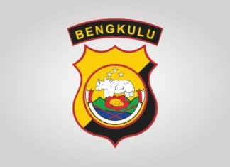 Free Download Polda Bengkulu Logo Vector