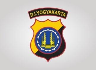 Free Download Logo Polda Yogyakarta Vector