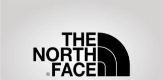 logo The Nort Face Vector
