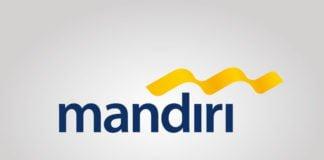 Free Download Bank Mandiri Logo Vector