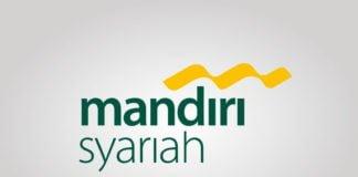 Free Download Bank Mandiri Syariah Logo Vector
