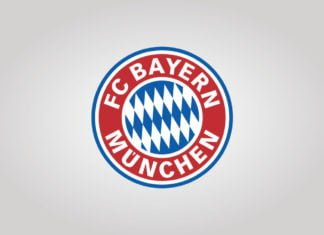 Free Download Bayern Munchen Logo Vector