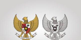 Download Garuda Pancasila Logo Vector