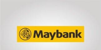 Free Download Maybank Logo Vector