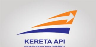 Download Kereta Api Indonesia KAI Logo Vector