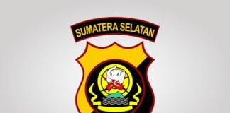 Free Download Polda Sumatera Selatan Logo Vector
