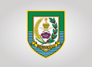Free Download Provinsi Bengkulu Logo Vector
