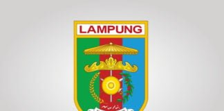 Free Download Provinsi Lampung Logo Vector