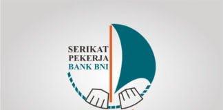 Free Download Serikat Pekerja Bank BNI Logo Vector