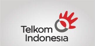 Free Download Telkom Indonesia Logo Vector