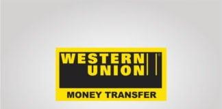 Free Download WESTERN UNION MONEY TRANSFER Logo Vector