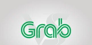 Grab Logo Vector Free Download