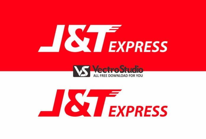 Free Download J&T Express Logo Vector