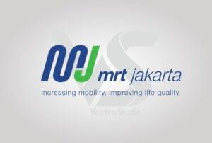 Free Download MRT Jakarta Logo Vector