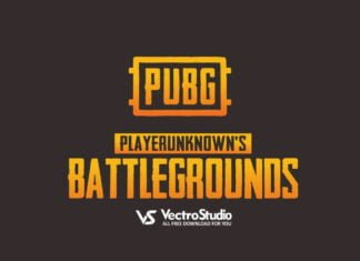 Free Download PUBG Logo Vector (Player Unknowns Battle Grounds)