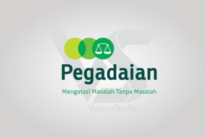 Free Download Pegadaian Logo Vector