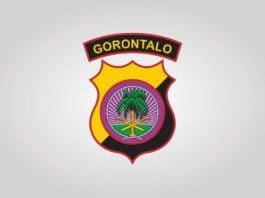 Free Download Polda Gorontalo Logo Vector