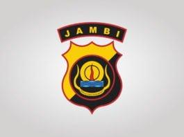 Free Download Polda Jambi Logo Vector