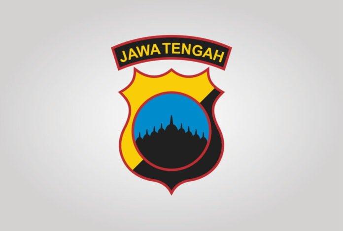 Free Download Polda Jawa Tengah Logo Vector