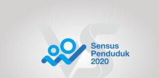 Sensus Penduduk 2020 Logo Vector