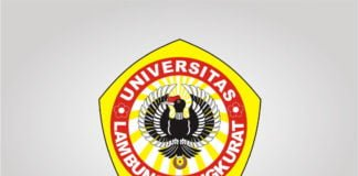 Free Download Universitas Lambung Mangkurat (Unlam) Logo Vector