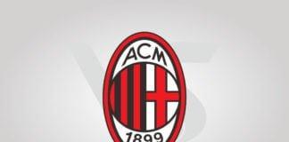 Free Download AC Milan Logo Vector