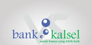 Free Download Bank Kalsel Logo Vector