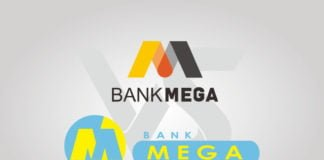 Free Download Bank Mega Logo Vector