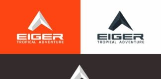 Free Download Eiger Logo Vector Format (.CDR)