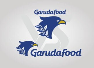 Free Download Garuda Food Logo Vector