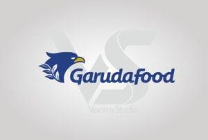 Garuda Food Logo Vector