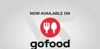 Free Download Go Food Logo Vector