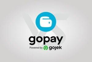 Free Download GoPay By Gojek Logo Vector