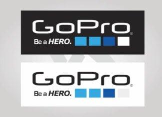 Free Download GoPro Action Camera Logo Vector