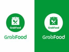 Free Download Grab Food Logo Vector