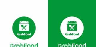 Free Download Grab Food Logo Vector