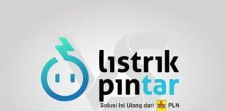Free Vector Listrik Pintar PLN Logo Vector