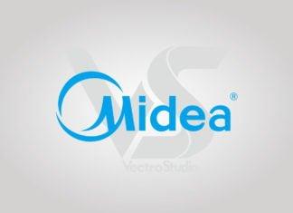 Free Download Midea Logo Vector
