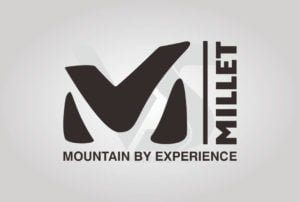 Millet Black Original Logo