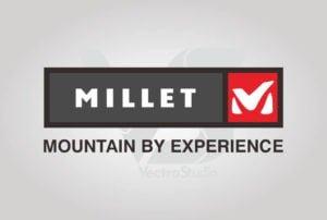 Millet Landscape Logo