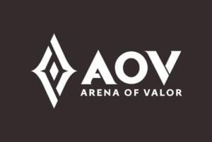 Free Download New AOV Logo Arena Of Valor Vector