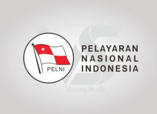 Free Download PELNI Pelayaran Nasional Indonesia Logo Vector