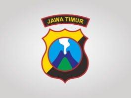 Free Download Polda Jawa Timur Logo Vector